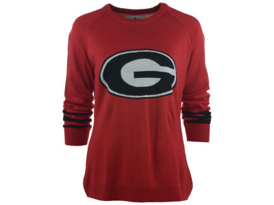 Georgia Bulldogs NCAA Women's Logo Sweater