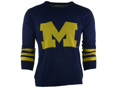 Michigan Wolverines NCAA Women's Logo Sweater