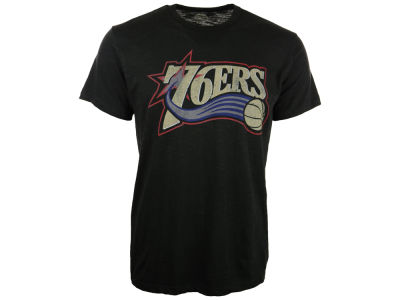 Philadelphia 76ers '47 NBA Retro Logo Scrum T-Shirt