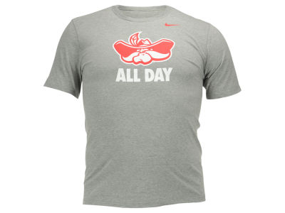 UNLV Runnin Rebels Nike NCAA Men's All Day Locker Room T-Shirt