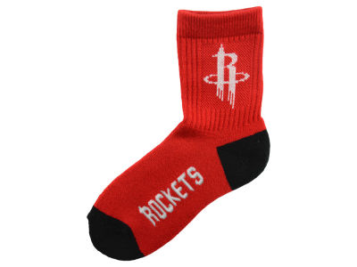 Houston Rockets For Bare Feet Youth 501 Socks
