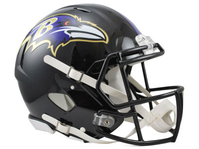 Baltimore Ravens Speed Authentic Helmet