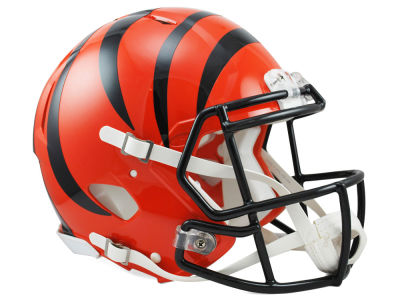 Cincinnati Bengals Speed Authentic Helmet