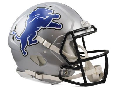 Detroit Lions Speed Authentic Helmet