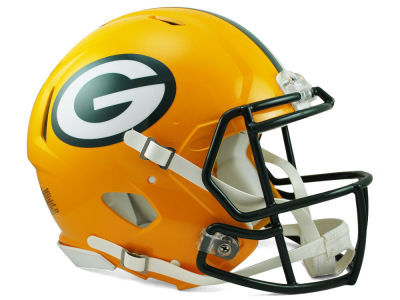 Green Bay Packers Speed Authentic Helmet