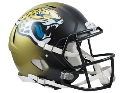 Jacksonville Jaguars Speed Authentic Helmet