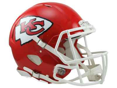 Kansas City Chiefs Speed Authentic Helmet