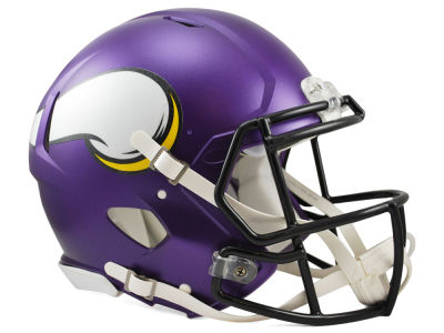 Minnesota Vikings Speed Authentic Helmet