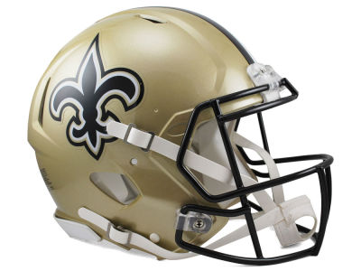 New Orleans Saints Speed Authentic Helmet