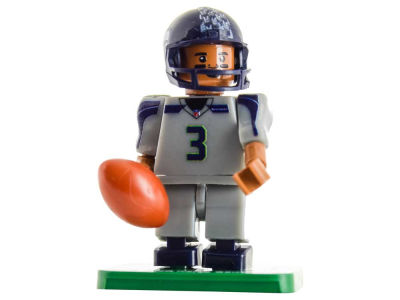 Seattle Seahawks Russell Wilson OYO Figure Generation 2