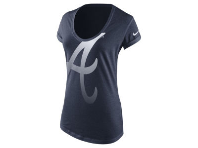 Atlanta Braves Nike MLB Women's Boyfriend T-Shirt