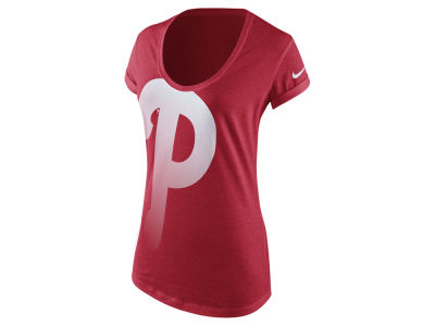 Philadelphia Phillies Nike MLB Women's Boyfriend T-Shirt