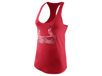 St. Louis Cardinals Nike MLB Women's Chrome Tank