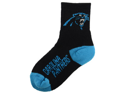 Carolina Panthers For Bare Feet Youth 501 Socks