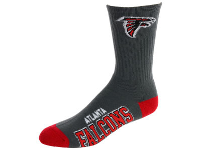 Atlanta Falcons Deuce Crew 504 Socks