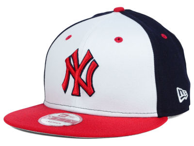 New York Yankees New Era MLB Front Base 9FIFTY Snapback Cap