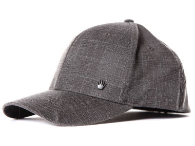 No Bad Ideas Pieced Textured Flex Cap