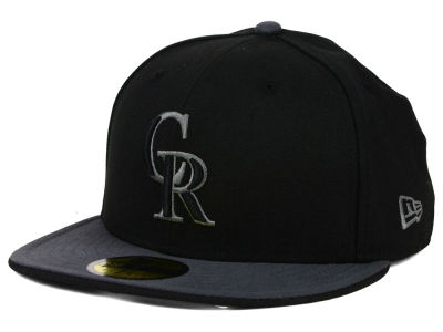 Colorado Rockies New Era MLB G-Flip 59FIFTY Cap