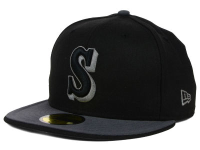 Seattle Mariners New Era MLB G-Flip 59FIFTY Cap