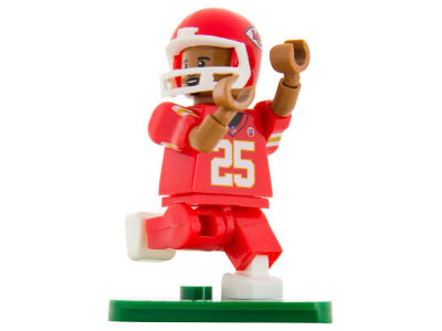Kansas City Chiefs Jamaal Charles OYO Figure Generation 2