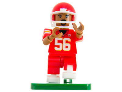 Kansas City Chiefs Derrick Johnson OYO Figure Generation 2