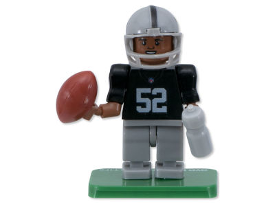 Oakland Raiders Khalil Mack OYO Figure Generation 2