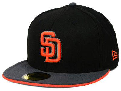 San Diego Padres New Era MLB G-Flip 59FIFTY Cap
