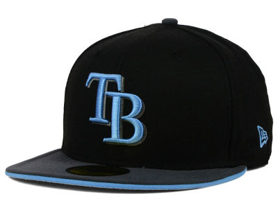 Tampa Bay Rays New Era MLB G-Flip 59FIFTY Cap