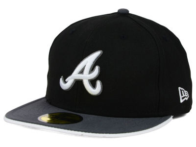 Atlanta Braves New Era MLB G-Flip 59FIFTY Cap