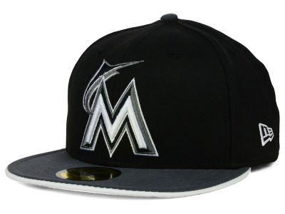 Miami Marlins New Era MLB G-Flip 59FIFTY Cap