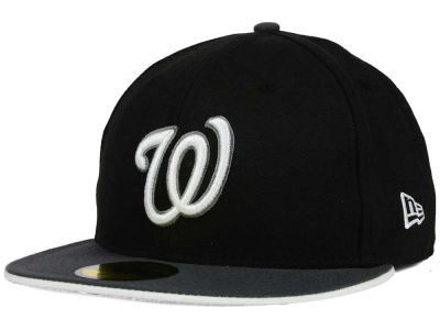 Washington Nationals New Era MLB G-Flip 59FIFTY Cap