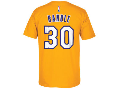 Los Angeles Lakers Julius Randle adidas NBA Men's Player T-Shirt