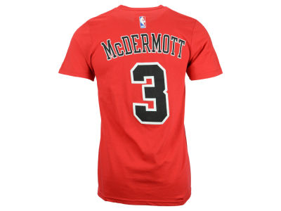 Chicago Bulls Doug McDermott adidas NBA Men's Player T-Shirt