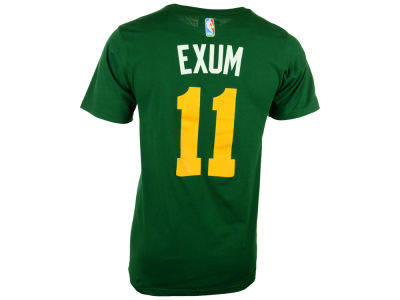 Utah Jazz Dante Exum adidas NBA Men's Player T-Shirt