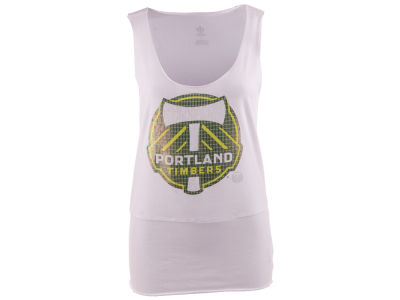 Portland Timbers adidas MLS Womens Pump It Up Tank