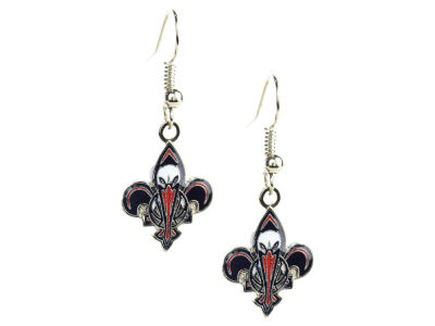New Orleans Pelicans Logo Earrings