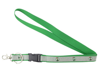 Boston Celtics Sparkle Lanyard-Aminco
