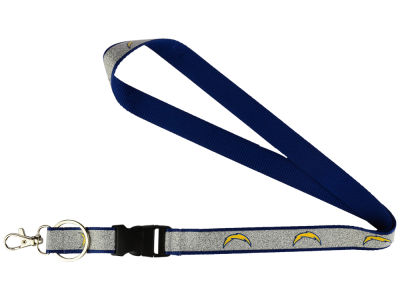 Los Angeles Chargers Sparkle Lanyard-Aminco