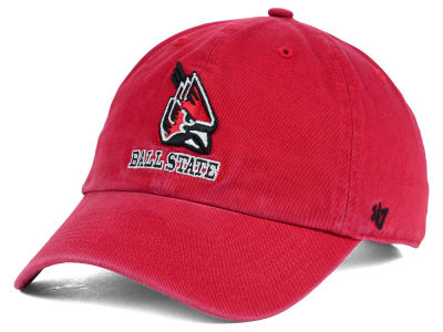 Ball State Cardinals '47 NCAA '47 CLEAN UP Cap