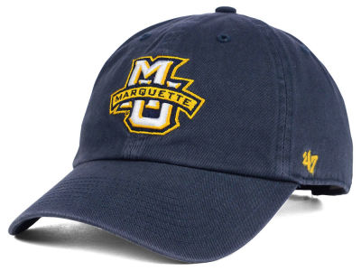 Marquette Golden Eagles '47 NCAA '47 CLEAN UP Cap