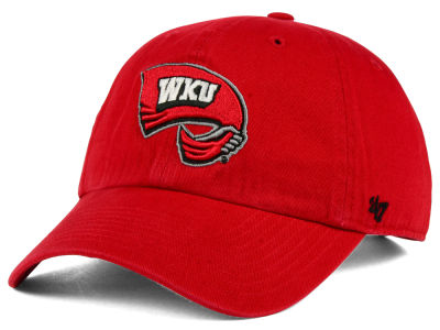 Western Kentucky Hilltoppers '47 NCAA '47 CLEAN UP Cap