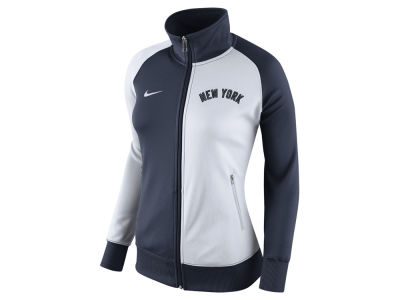 New York Yankees Nike MLB Women's Cooperstown Track Jacket