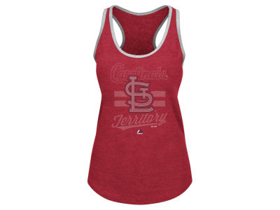 St. Louis Cardinals MLB Women's Crushing It Tank