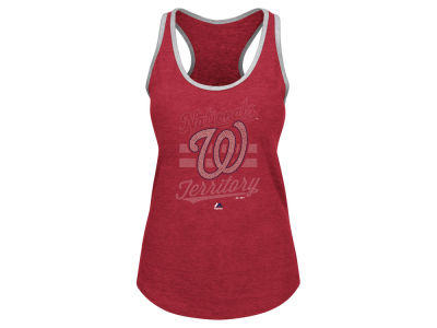 Washington Nationals MLB Women's Crushing It Tank