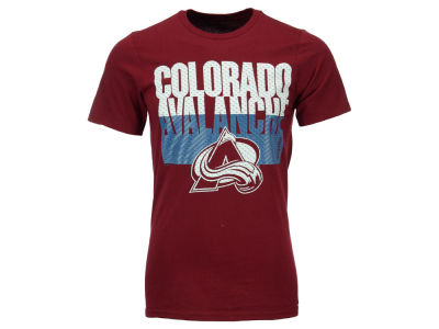 Colorado Avalanche Reebok NHL Men's Split Time T-Shirt