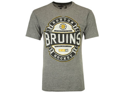 Boston Bruins Reebok NHL Men's Game Tested T-Shirt
