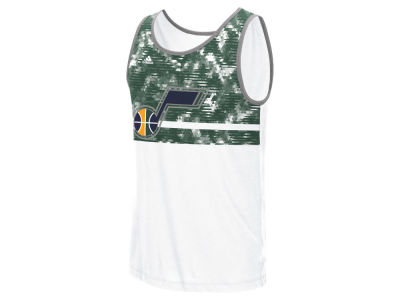 Utah Jazz adidas NBA Men's Energy Camo Tank