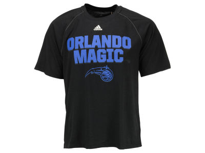 Orlando Magic adidas NBA Men's Net Up Climalite T-Shirt