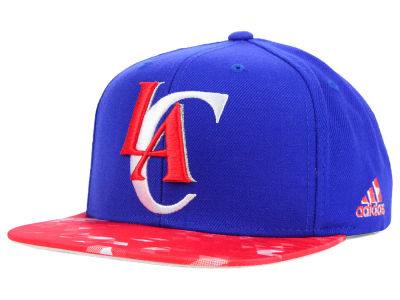 Los Angeles Clippers adidas NBA City Pulse Snapback Cap