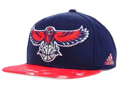 Atlanta Hawks adidas NBA City Pulse Snapback Cap
